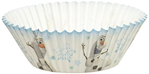 Wilton Disney Frozen Olaf Baking Cups, 50-Count (Disney Frozen Cupcake Liners compare prices)