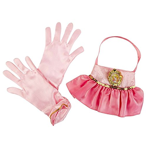 Deluxe Sparkle Belle Princess Costumes (Disney Princess Enchanted Evening Deluxe Purse: Sleeping Beauty)