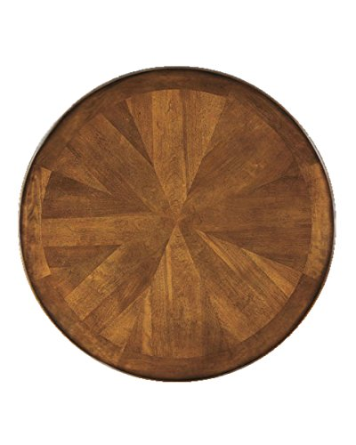 Amazoncom Plentywood Brown Round Dining Table Top Kitchen Dining