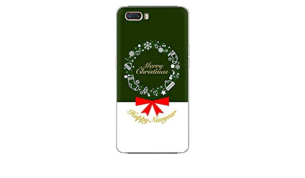 Amazon.com: Merry Christmas Tree for Coque ZTE Blade Nubia ...
