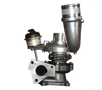 GOWE turbo GT1544S 700830 - 0001 700830 - 0003 7700107795 Turbocompresor para Renault Megane Laguna Scenic DTI f8q f9q730: Amazon.es: Bricolaje y ...