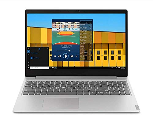 (Renewed) Lenovo IdeaPad S145 Intel Core i3 7th Gen 15.6 inch Full HD Thin and Light Laptop (4GB/1TB HDD/Windows 10/MS Office 2019/Platinum Grey/1.85Kg), 81VD0073IN