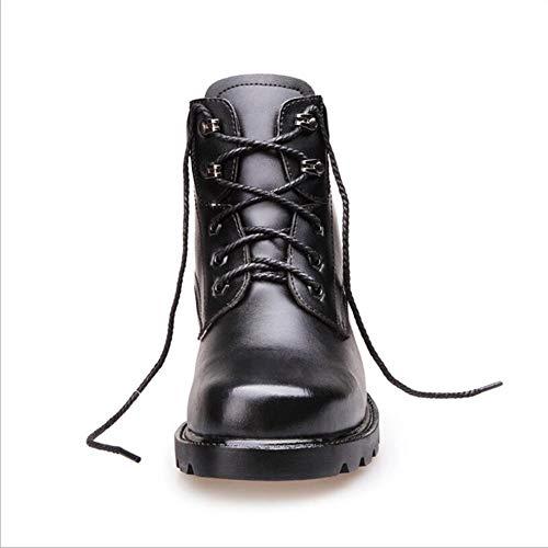 Bottes De Course Chaussures Bottines À Bottes Style De Personnalité En Homme Cuir B Confort A 38 Militaires Taille Grande Botte Peluche Air Plein Chaussures Lacets Martins Occasionnelles Pour En C8q0Yw7