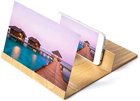 HHGO Amplificador de Lupa de Pantalla móvil de teléfono Celular 3D ...