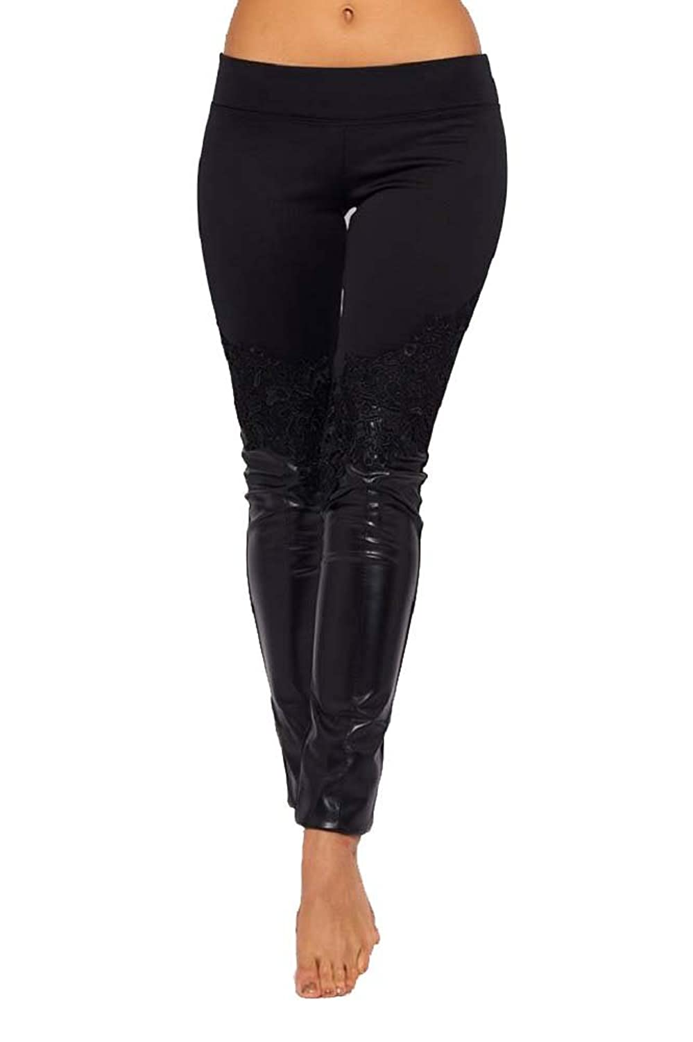 c9a2917fe37 Top 10 wholesale Black Leather Tights - Chinabrands.com