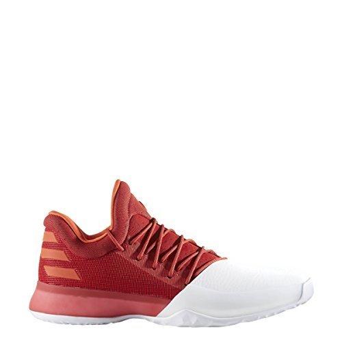 reputable site 4ebad de3dd Galleon - Adidas Harden Vol. 1 Shoe Men s Basketball 13.5 Scarlet-White- Energy