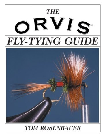 The Orvis Fly-Tying Guide -