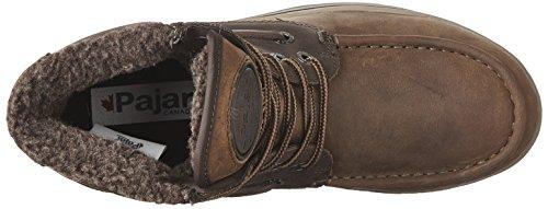 Dark Brown Pajar Men's Boots Bainbridge qxFnAf1