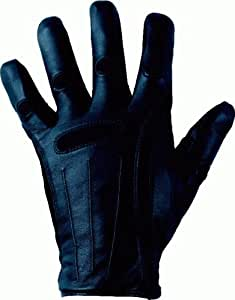 Bionic Women's Cashmere-Lined Dress Gloves, Black, Small