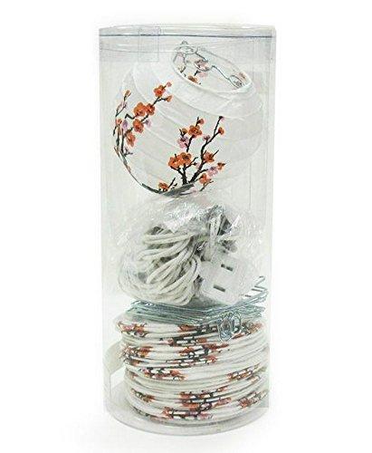 JapanBargain Blossom Paper Lantern Light product image