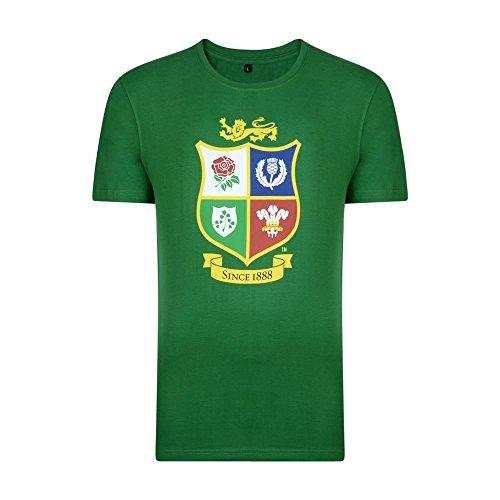 British & Irish Lions Logo Tee - Green - 3X-Large