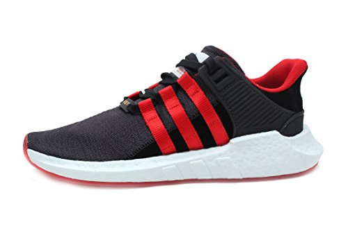 adidas Equipment Support 93/17 Yuanxiao In Carbon/Core Black/Red by, 5