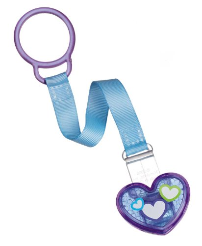Munchkin Pacifier Attacher Colors Vary