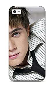 Heidiy Wattsiez's Shop 7759870K12153437 High Quality Jesse Mccartney Skin Case Cover Specially Designed For Iphone - 5c