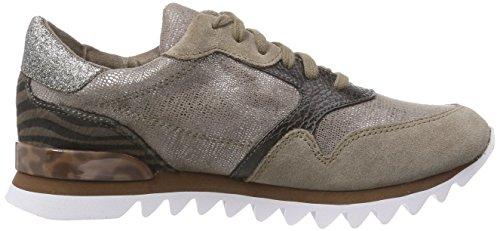 Tamaris 23610 Damen Sneakers Mehrfarbig (Pepper Comb 301)