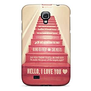 New Design On OXjFpIF8073ixgKl Case Cover For Galaxy S4