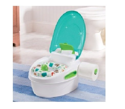 Summer Infant Products STEP-BY-STEP Potty, BOY 1 EA