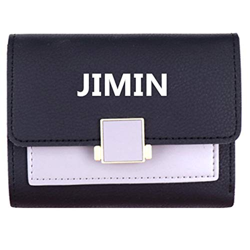 Accessories Yuxareen BTS BTS Bangtan Mini Black5 Cute Package Bags Black4 Girls a1aSxq8r