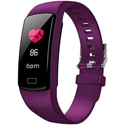 ZHLYQ Smart Wristband Smart Bracelet Heart Rate Blood Pressure Watch Sports Fitness Tracker Estimated Price £34.44 -