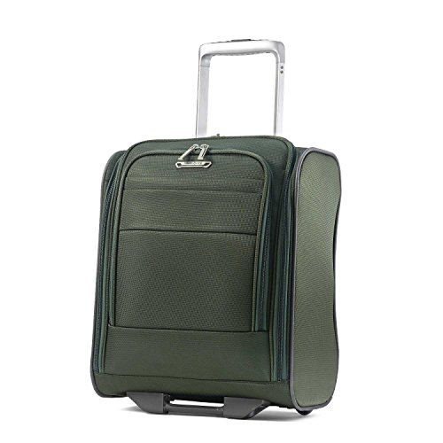 Samsonite Eco-Glide Wheeled Underseater, Cactus/Camo Green by Samsonite (Image #4)