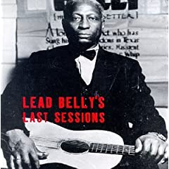 Album Leadbelly's Last Sessions by Leadbelly
