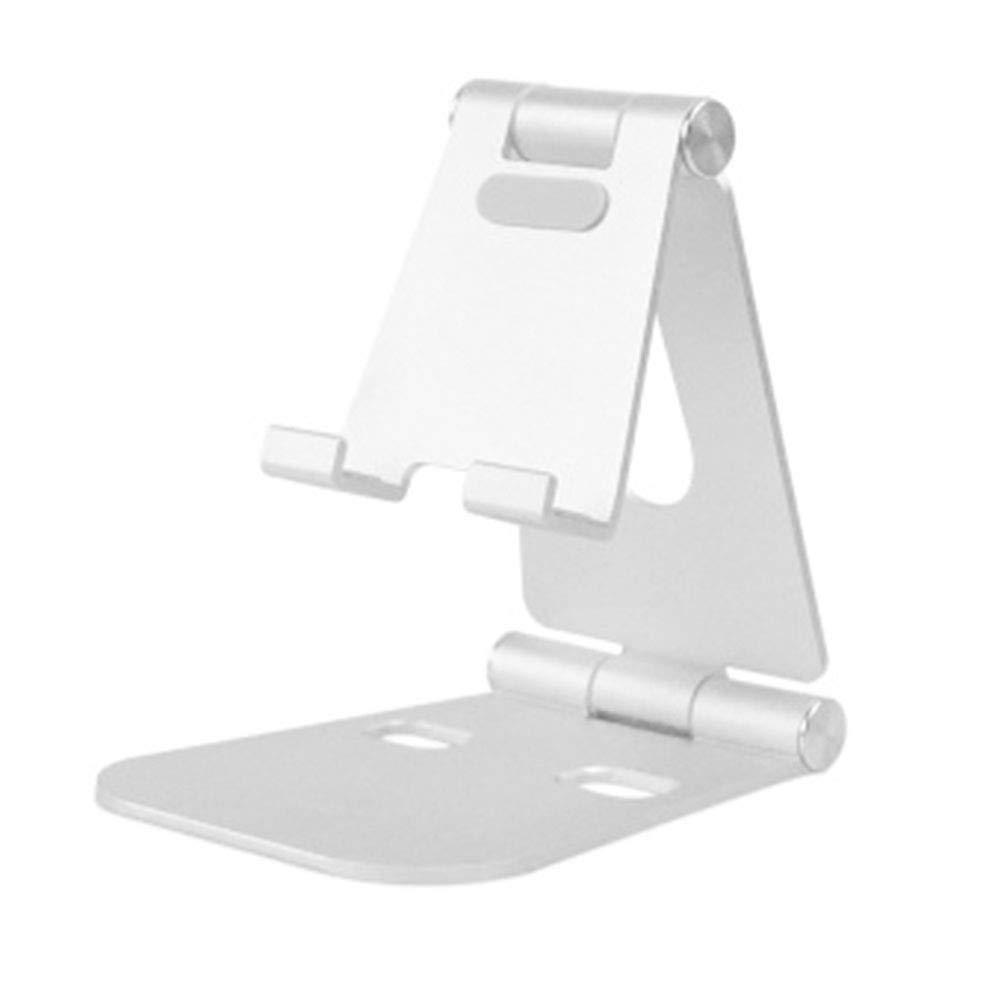 lecimo Double Adustable Folding Aluminum Alloy Flat Table Stand,03#