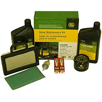 Amazon.com: John Deere OEM #LG263 kit de mantenimiento ...