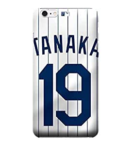 Allan Diy iPhone 6 plus 5.5 case covers, MLB - New York Yankees Masahiro Tanaka #19 - iPhone 6 plus 5.5 WCAeKr793TJ case covers - High Quality PC case cover
