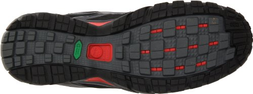 Timberland - Zapatillas de senderismo de Material Sintético para hombre Gris Grau / Schwarz