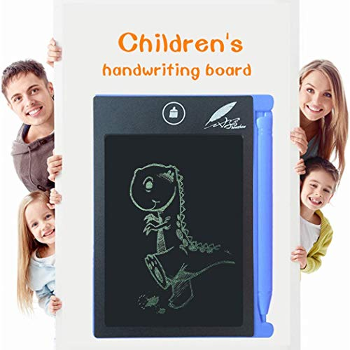 - KOKOBUY 4.4inch LCD Writing Pad Tablet Drawing Memo Board Kids Mini Writing Pad Best Gift for Children