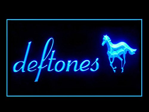 - Deftones (Pattern 2) Bar Hub Advertising LED Light Sign J899B