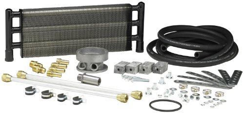 Hayden Automotive 1046 Swirl-Cool Engine Oil Cooler ()