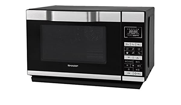 Sharp Home Appliances R861BK Encimera - Microondas (Encimera ...
