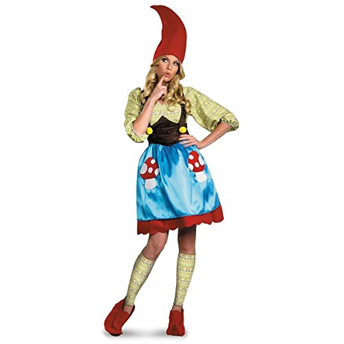 Ms. Gnome Costume - X-Large - Dress Size 18-20 (Ms Swan Costumes)