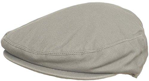 Sox Market Summer Cotton Ivy Scally Driving Hat Newsboy Golf Cap (Light Grey, Extra ()