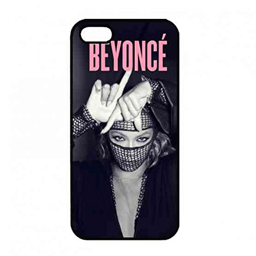 Stylish Protective Case for iPhone 5/5S/SE,American Famous Singer Beyonce Phone Case,Ultra Hybrid PC iPhone 5/5S/SE Bumper Case