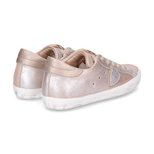 Pelle Donna Oro Sneakers Philippe Clldxm82 Model xBCwp