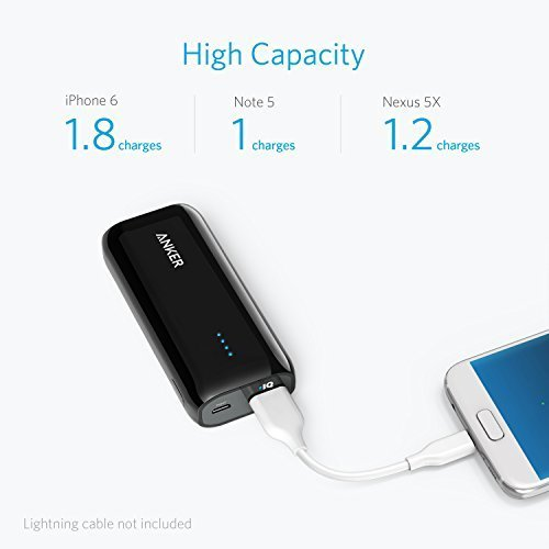 Anker-Astro-E1-5200mAh-Candy-bar-Sized-Ultra-Compact-Portable-Charger-External-Battery-Power-Bank-with-High-Speed-Charging-PowerIQ-Technology