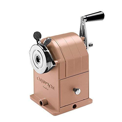 Caran d'Ache CD455.997 Brut Rose Sharpening Machine by Caran d'Ache