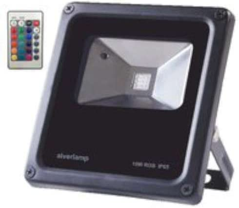 Alverlamp LPRO30RGB - Proyector led 30w rgb+mando: Amazon.es ...