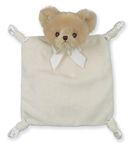 Bearington Baby Wee Lil' Teddy Small Plush Bear Security Blankie, Lovey 8
