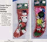 Zanies Holiday Stockings For Cats