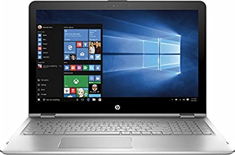 Newest HP ENVY x360 2-in-1 Convertible Flagship High Performance 15.6