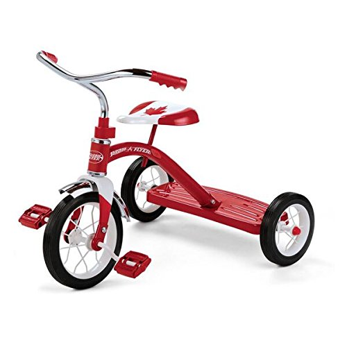 Radio Flyer Classic 150th Canada Anniversary Trike by Radio Flyer (Image #2)