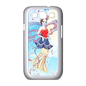 Fairy Samsung Galaxy S3 9300 Cell Phone Case White Phone cover O7514623