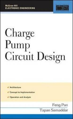 (Charge Pump Circuit Design (McGraw-Hill Elctronic Engineering) )