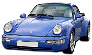 1989-1994 Porsche 964 Duraflex Turbo Look Body Kit - 4 Piece