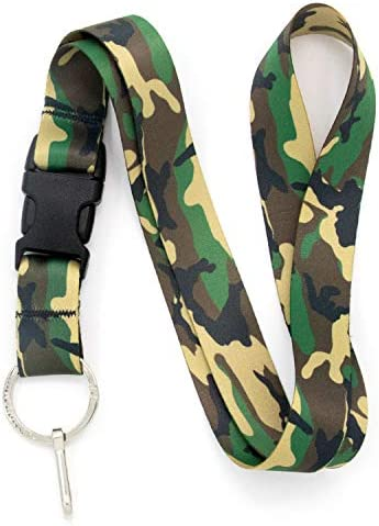 Buttonsmith Woodland Premium Lanyard Buckle product image
