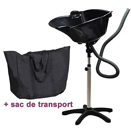 Lavavajillas, incluye bolsa, diseño de peluquería, color negro ...