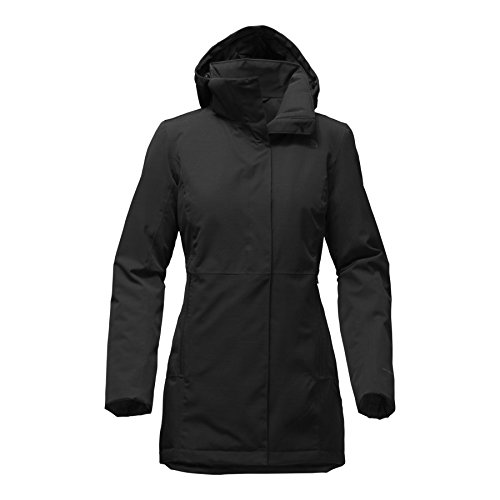 The North Face Women's Insulated Ancha Parka II - TNF Black - (North Face Womens Parka)